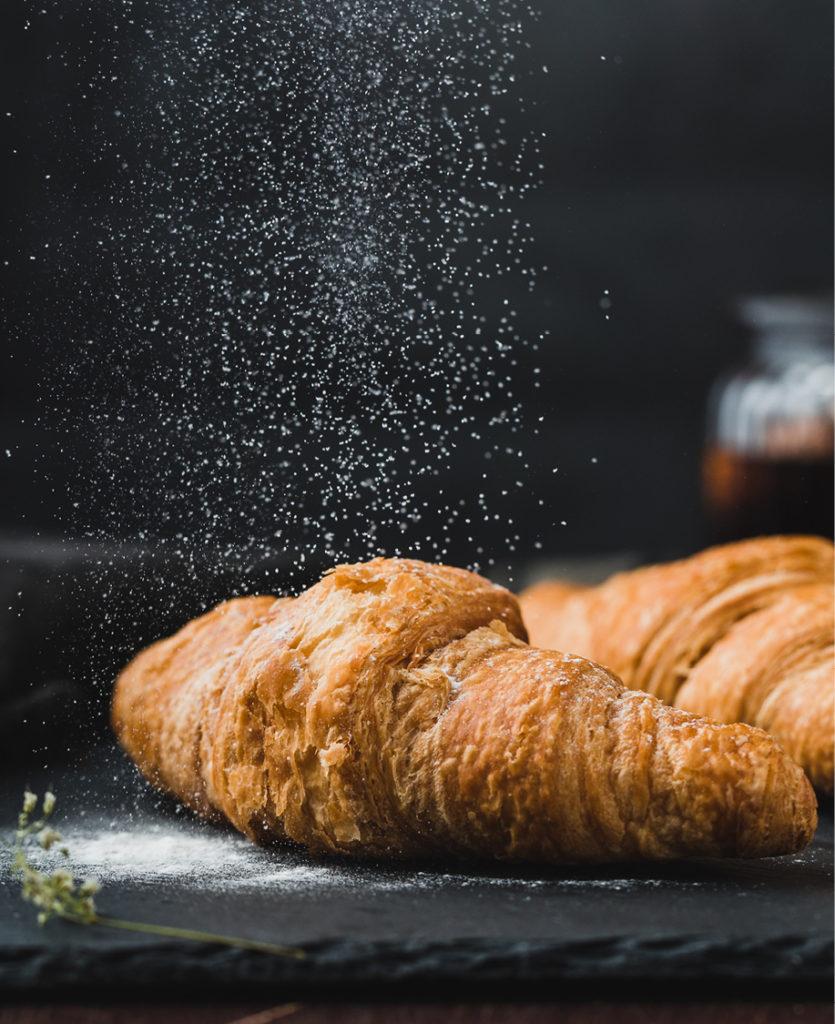 croissant l'atelier artisan boulanger patissier