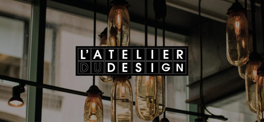 Identité visuelle atelier du design