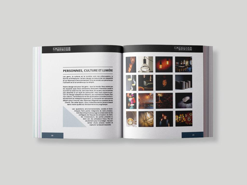 catalogue atelier du design