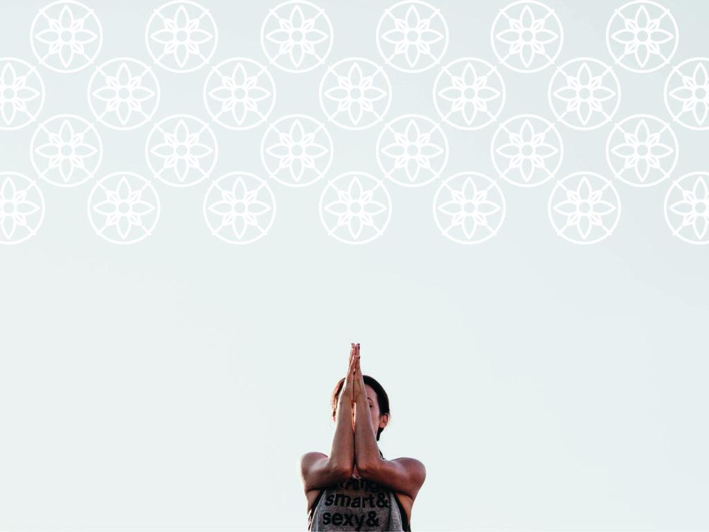 univers de marque Namasté coach yoga